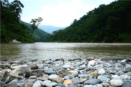 Beautiful Location of Tinchuley in Darjeeling