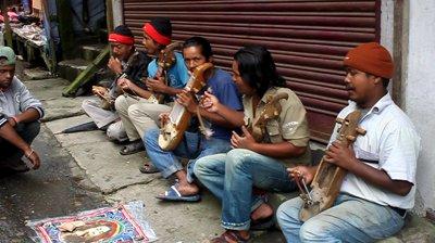 Local Music of Darjeeling