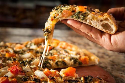 Hot Pizza Place in Darjeeling