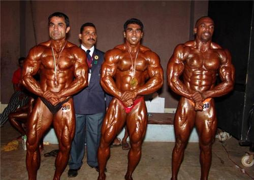 Body Building in Davanagere