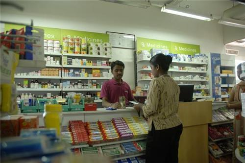 medical stores in davanagere