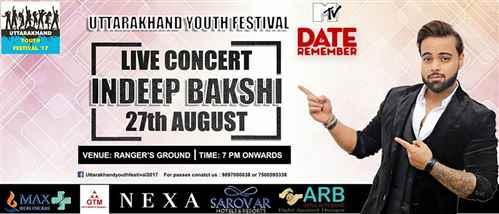 Activities at Uttarakhand Youth Festival