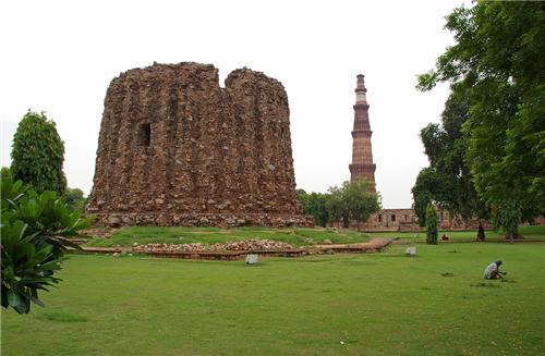 Alai Minar of New Delhi