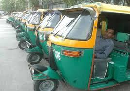Auto Rickshaws of Delhi