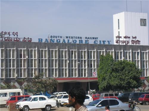 Flights from Delhi to Banaglore