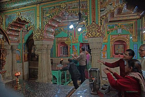 Digambar Lal Jain Temple Delhi