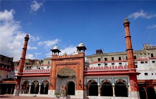 Fatehpuri Masjid Delhi