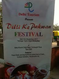 Food Festival in Delhi