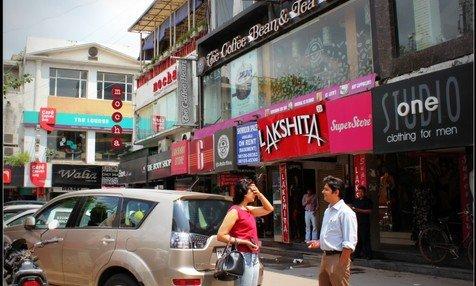 Markets in Delhi