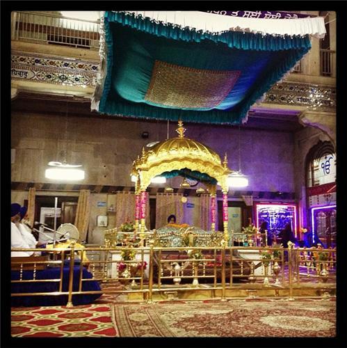Gurudwara Moti Bagh Sahib