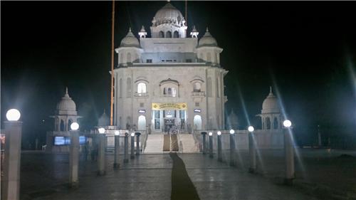 Gurudwara Rakab Ganj Sahib