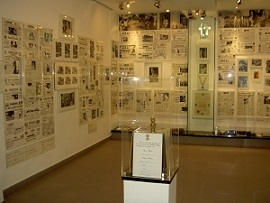 Photographs at Indira Gandhi Memorial Museum