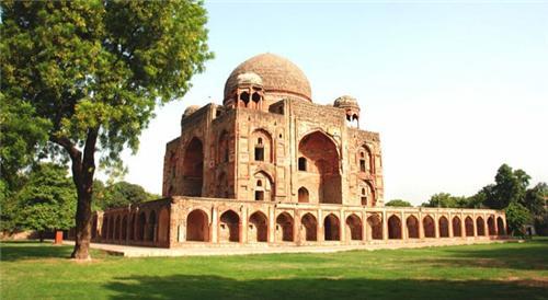 Khan i Khanan Tomb in Delhi