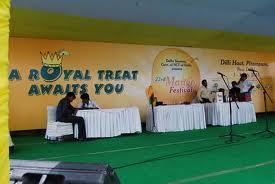 Mango Festival in Delhi