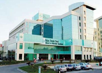 Max Hospital in Saket
