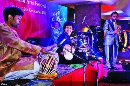 Music Festival in Delhi