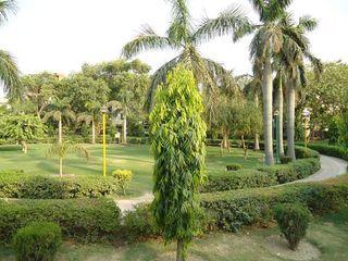 Netaji Subhash Chandra Bose Park in Delhi
