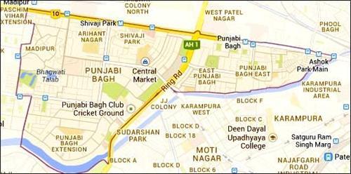 Punjabi Bagh