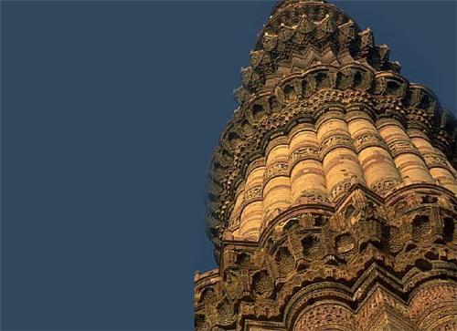 Qutub Minar architecture