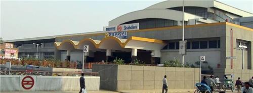 Shahdara in Old Delhi