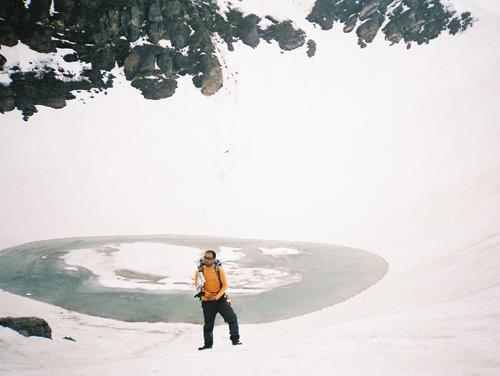 Trekking places near Delhi