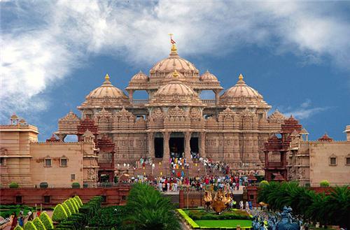 Tourist place of East Delhi District