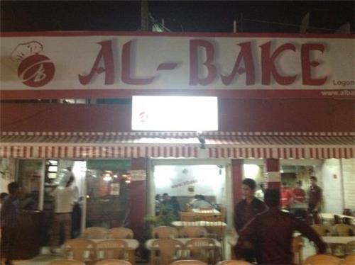 Al Bake at New Delhi