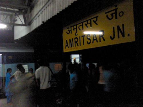 Trains from Delhi to Amritsar