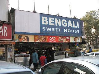 Bengali Sweet House in Bengali Market