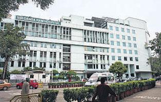 Sir Ganga Ram Hospital in Delhi