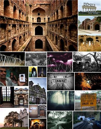 Haunted Nights in Delhi
