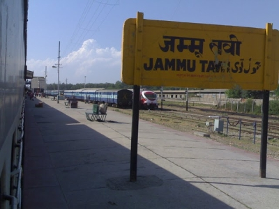 Tarins from Delhi to Jammu