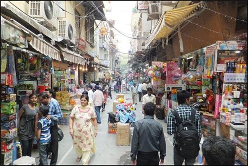 Karol Bagh Market Delhi