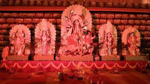 Oldest Durga Puja in Delhi