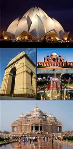 Delhi's Heritage