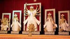 Top Durga Puja idols in Delhi