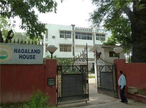 Nagaland House in Delhi