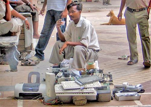 Nehru Place Market South Delhi