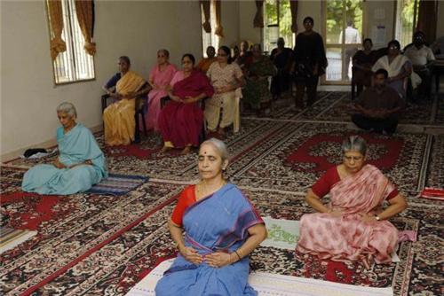 Delhi Old Age Homes