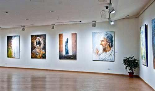 Painting Exhibition in Delhi