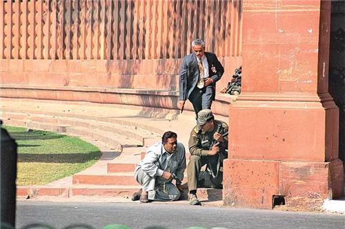 Parliament Attack in Delhi