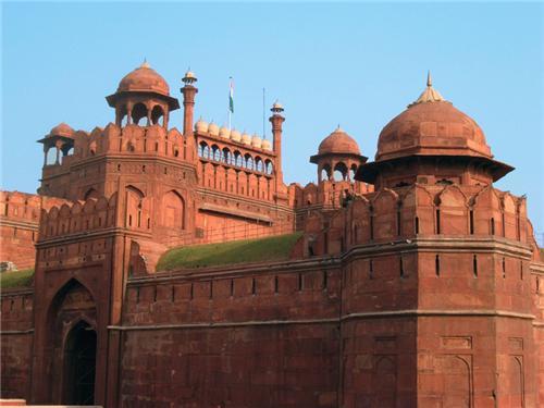 Tourist Places in North Delhi