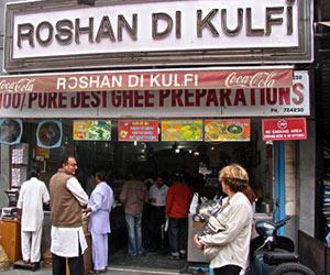 Eating places in Karol Bagh