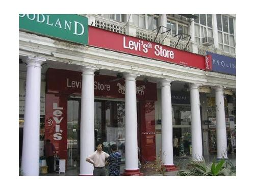 Shops in Connaught Place