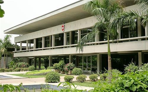 Swiss embassy in Delhi