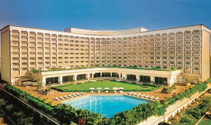Taj Mahal Hotel on Mansigh Road