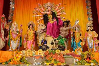 Top Durga Puja Pandals in Delhi