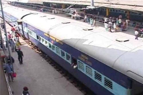 Trains from Delhi