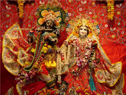 Religious places near Delhi