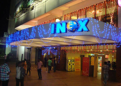 Movie halls in Dhanbad